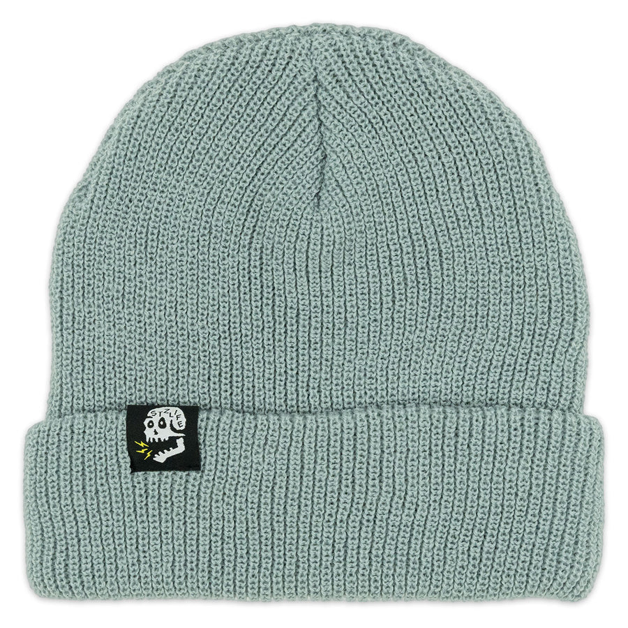 CUFFED BEANIE | LIGHT GREY