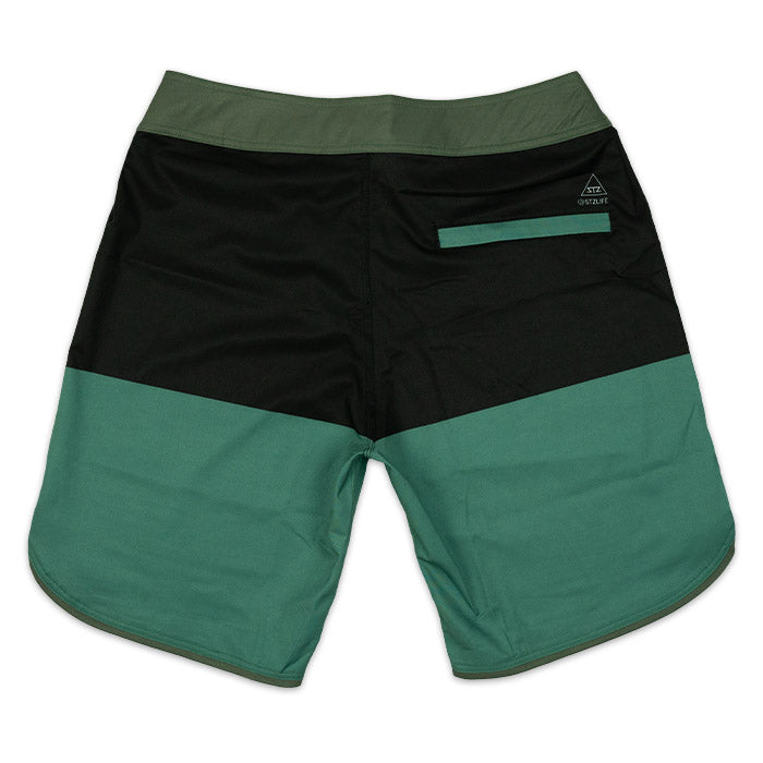SCALLOP CUT BOARDIES