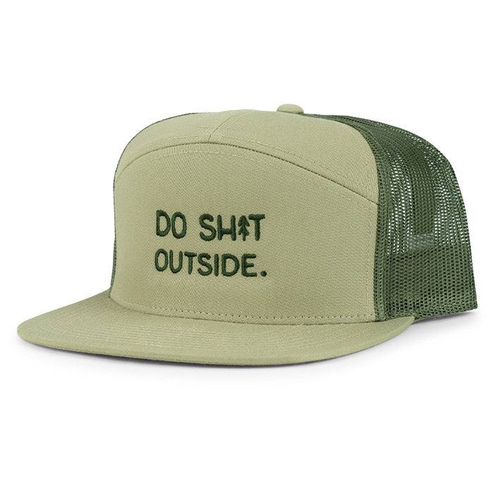 DO SH*T OUTSIDE | 7-PANEL