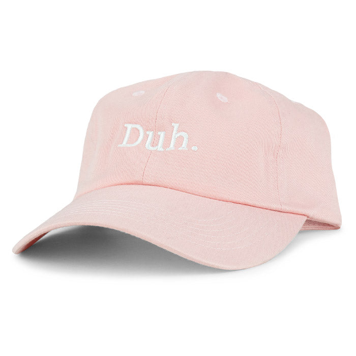 DUH. | DAD HAT