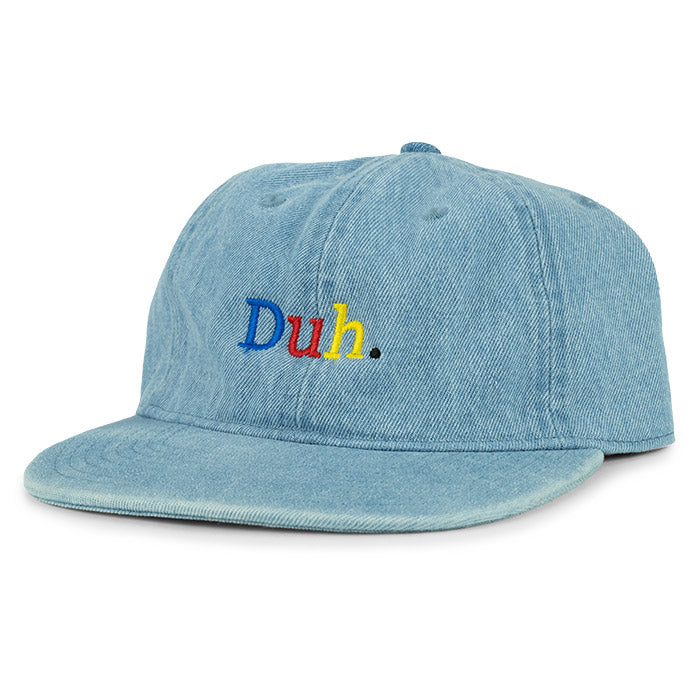 DUH. | FLOPPY DENIM
