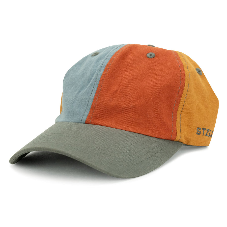 DAD HAT | COLOR BLOCK