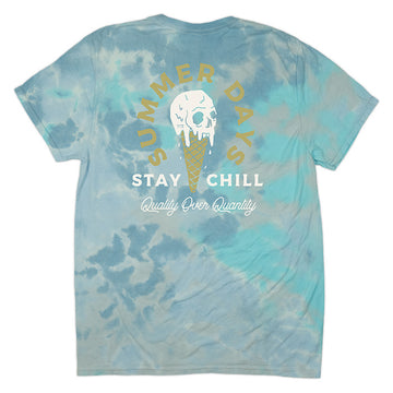 STAY CHILL | FADED DYE