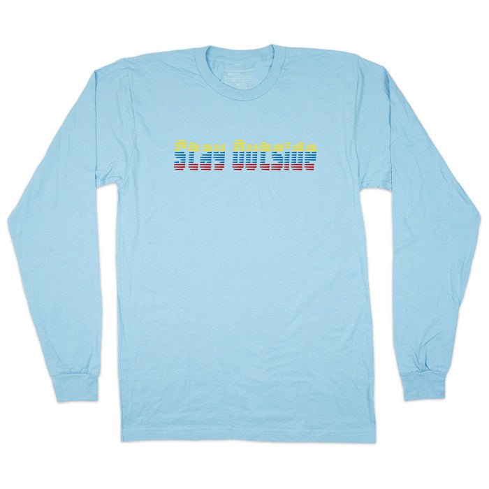 STAY OUTSIDE | LIGHT BLUE