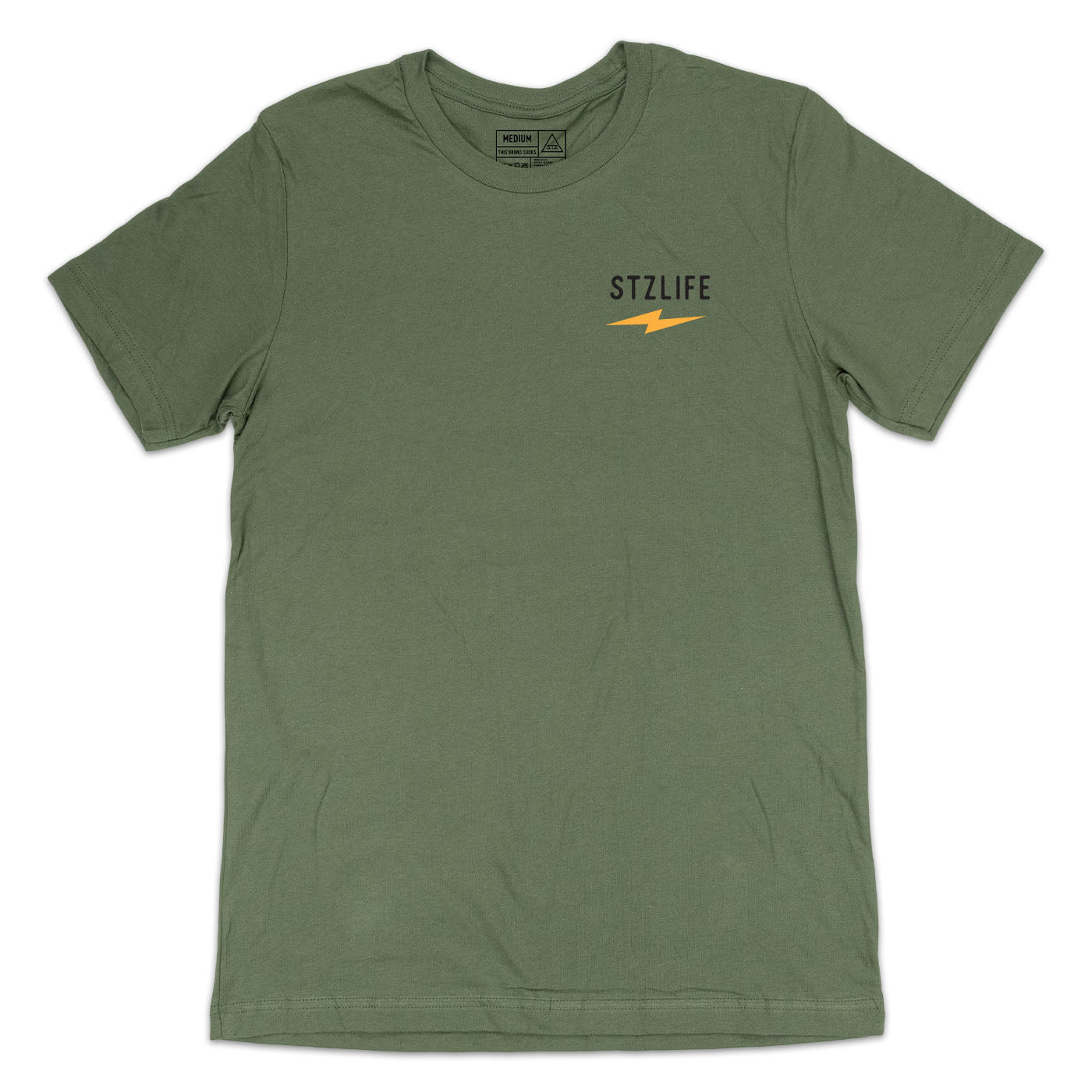 OVER DELIVER | MILITARY GREEN