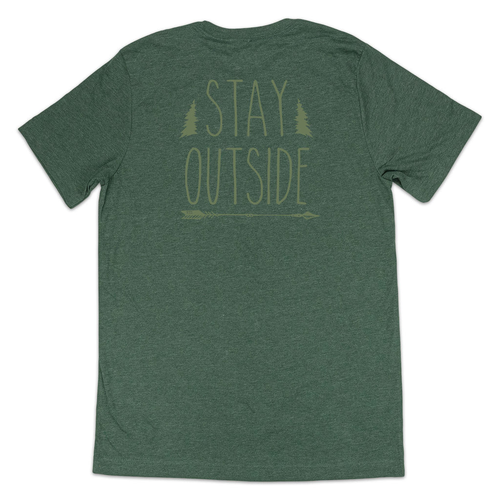 STAY OUTSIDE | HEATHER FOREST