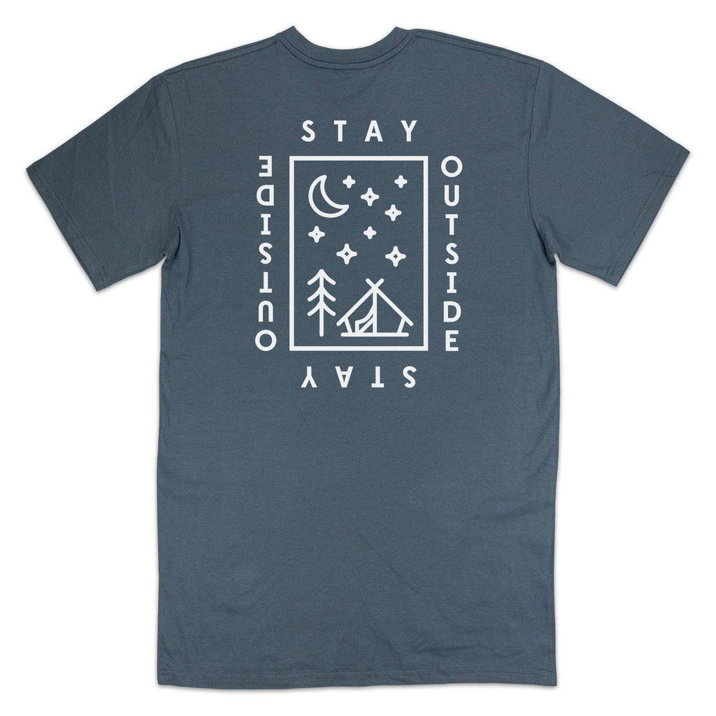 STAY OUTSIDE 2.0 | PETROL BLUE