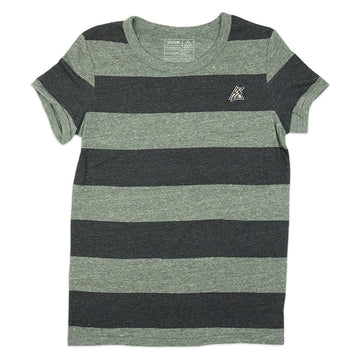 ECO JERSEY STRIPED TEE