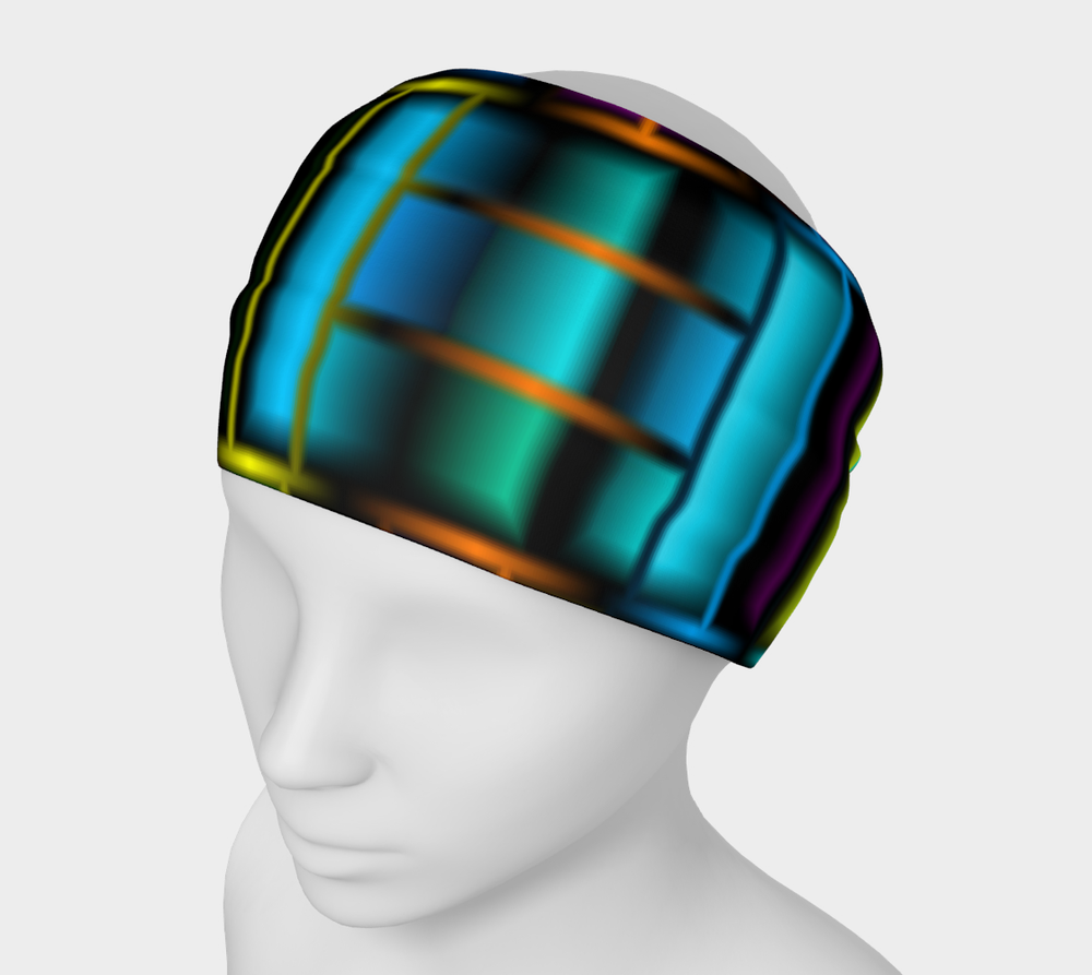 Hatha Zone Mechanical Headband-Headband-Hatha Zone