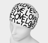 Hatha Zone Love Headband-Headband-Hatha Zone