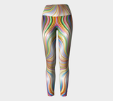 Hatha Zone Noticed High-Waist Yoga Legging Pant-Yoga Leggings-Hatha Zone