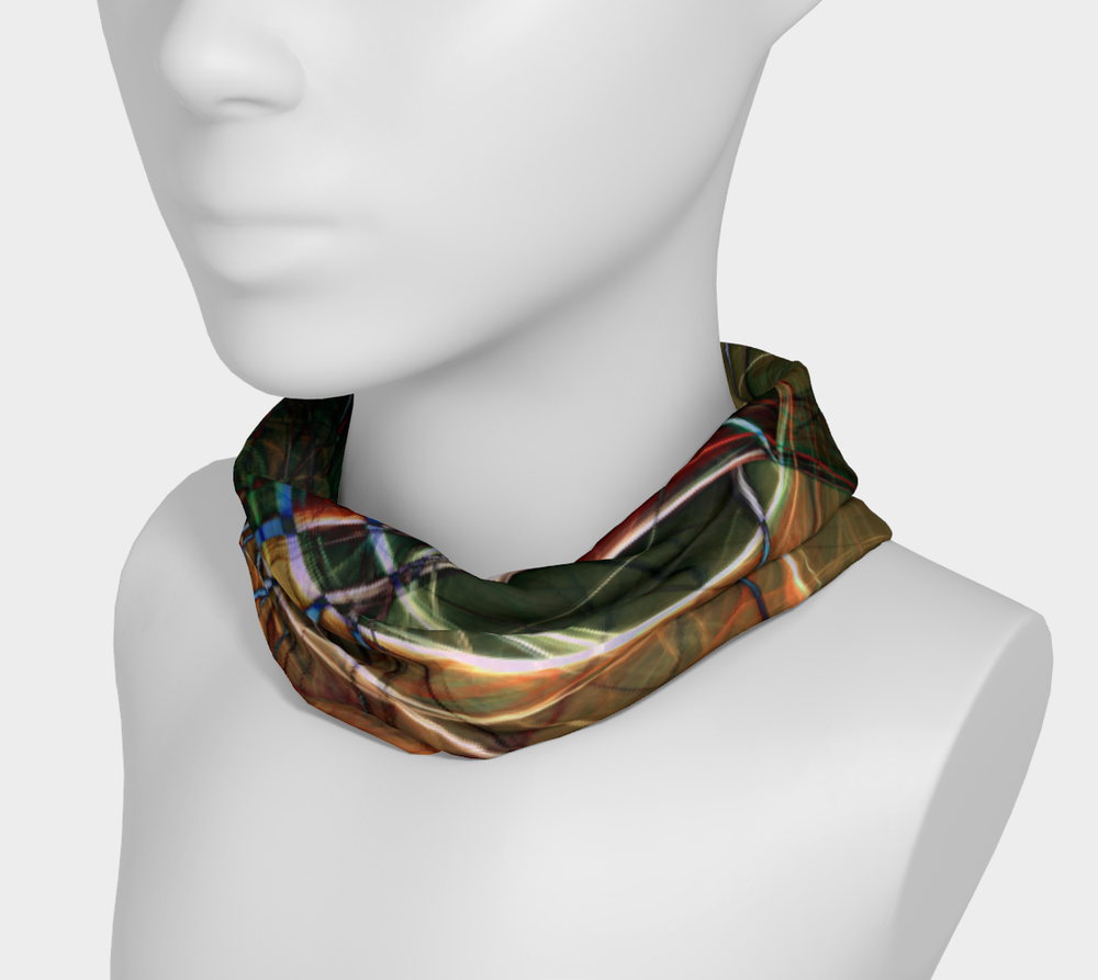 Hatha Zone Scorpion Headband-Headband-Hatha Zone