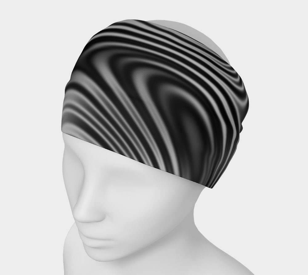 Hatha Zone Interference Headband-Headband-Hatha Zone