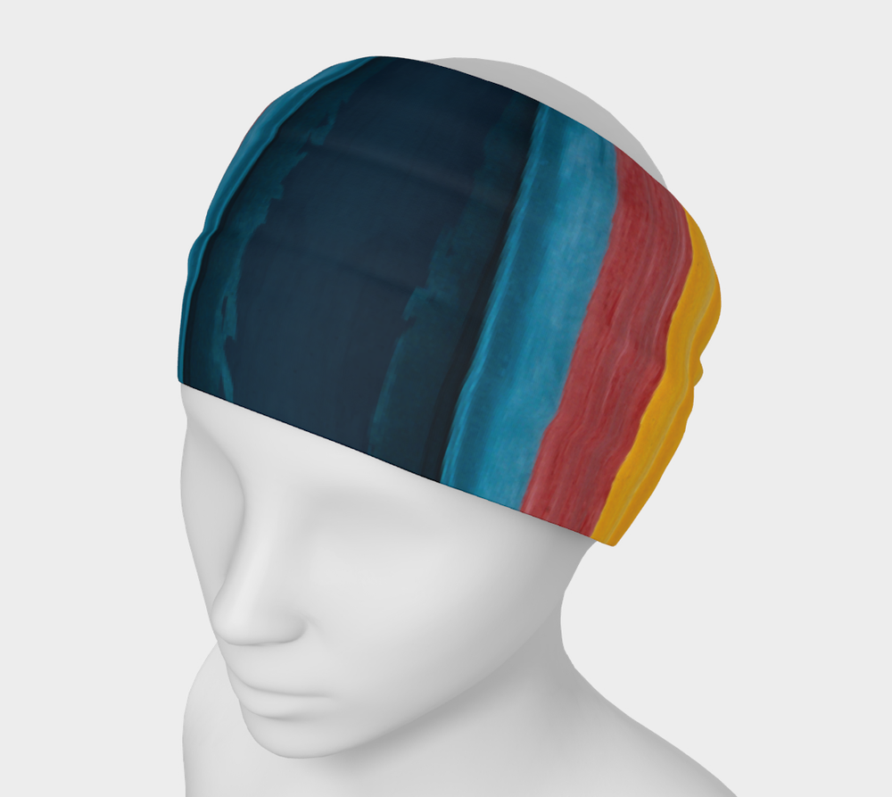 Hatha Zone Tier Headband-Headband-Hatha Zone
