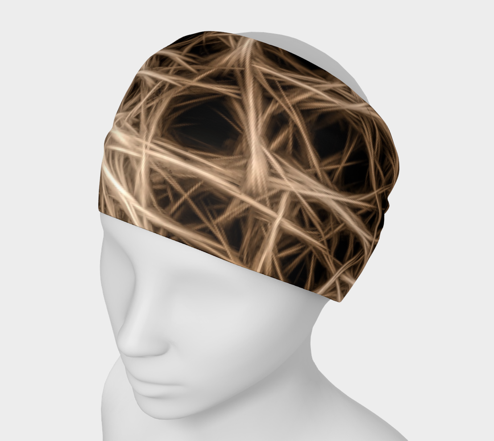 Hatha Zone Vines Headband-Headband-Hatha Zone