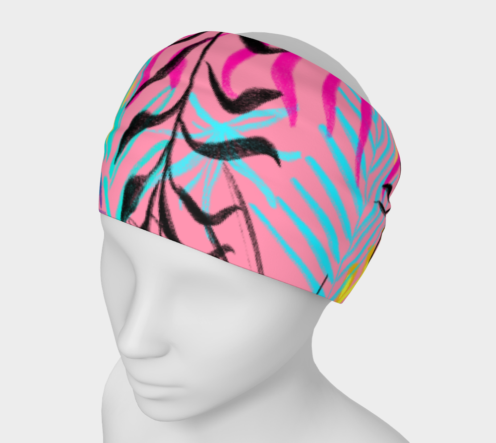 Hatha Zone Jungle Headband-Headband-Hatha Zone