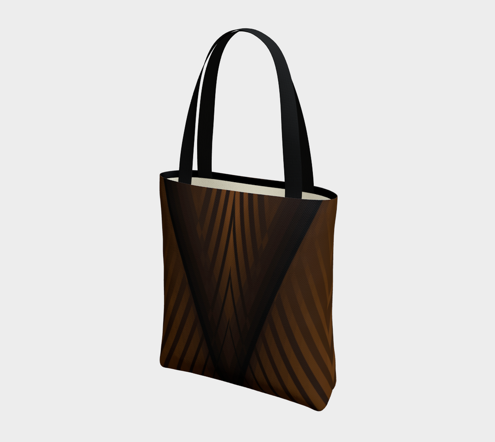 Hatha Zone Blinds Tote Bag-Tote Bag-Hatha Zone