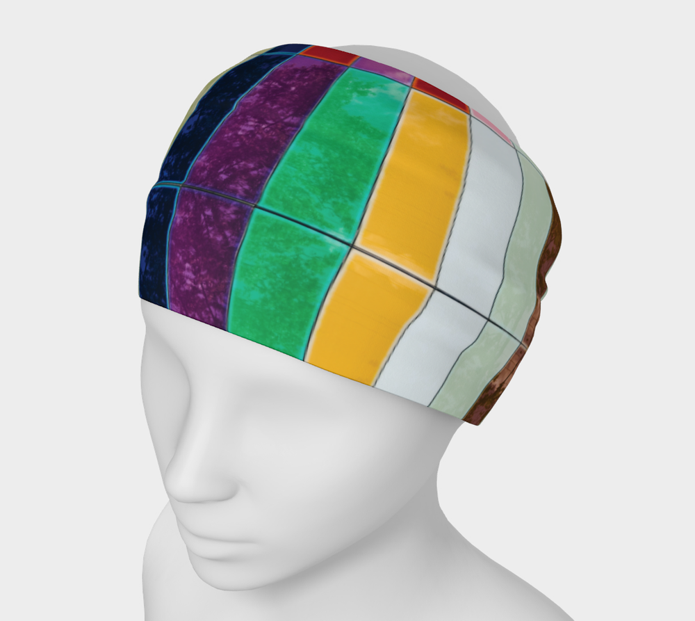 Hatha Zone Dynamic Headband-Headband-Hatha Zone