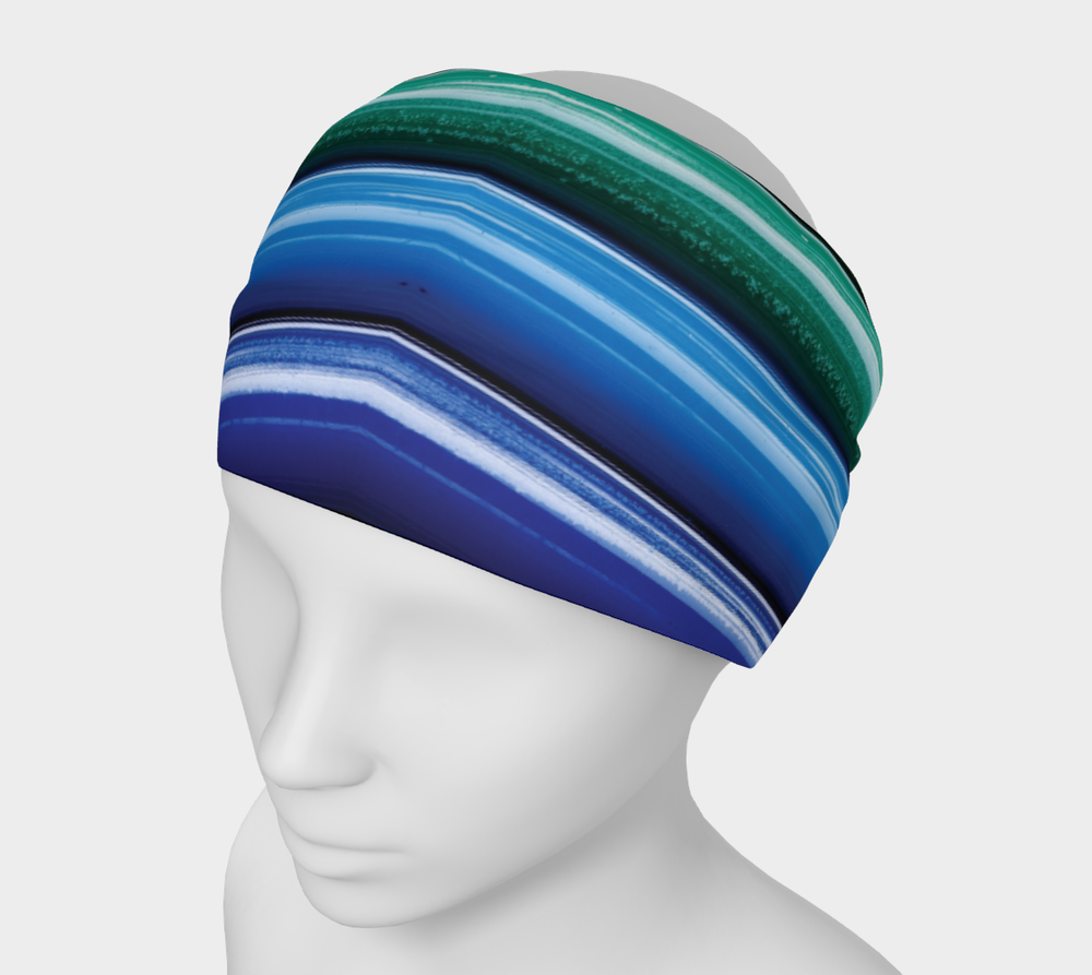 Hatha Zone Colors Headband-Headband-Hatha Zone
