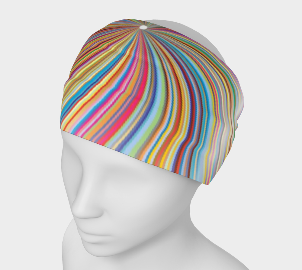 Hatha Zone Noticed Headband-Headband-Hatha Zone