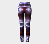Hatha Zone Lens High-Waist Yoga Legging Pant-Yoga Leggings-Hatha Zone