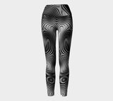 Hatha Zone Interference High-Waist Yoga Legging Pant-Yoga Leggings-Hatha Zone