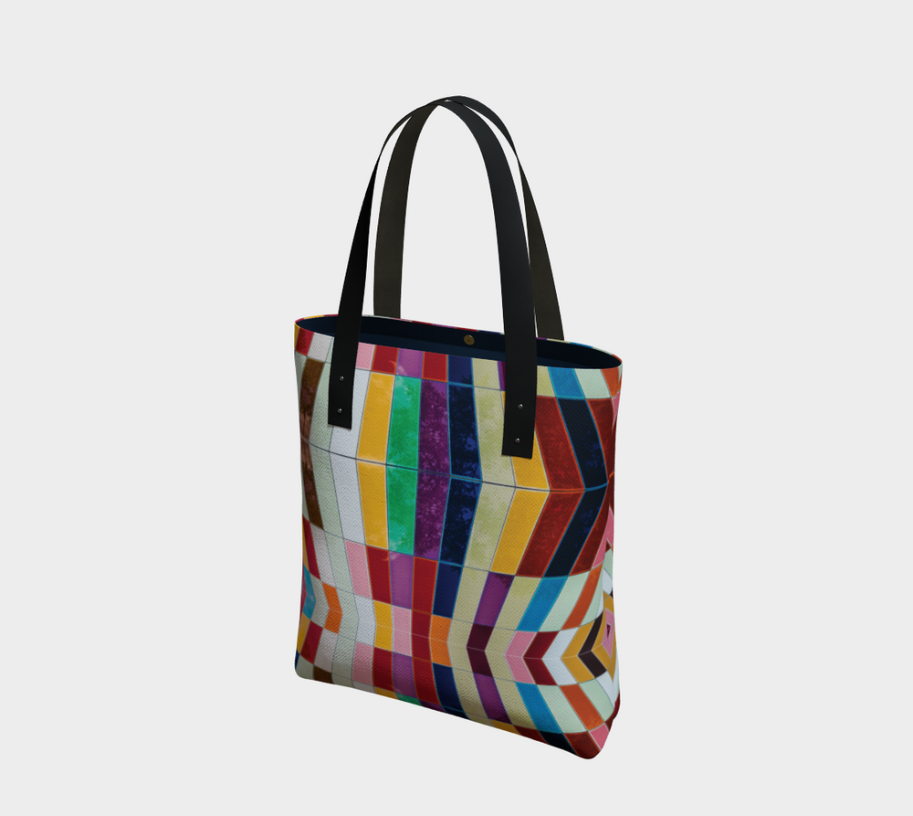 Hatha Zone Dynamic Tote Bag-Tote Bag-Hatha Zone