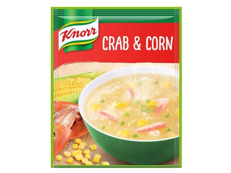 Knorr Crab and Corn Soup Mix (40g)