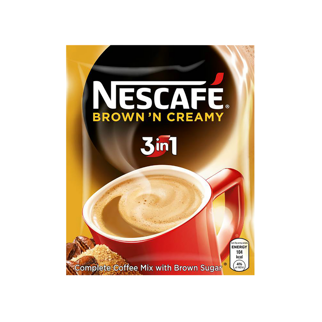 Nescafe Brown & Creamy Twin Pack