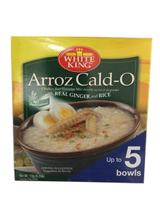 White King Arroz Caldo Mix