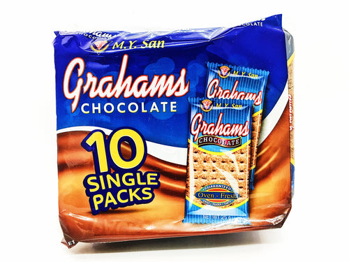 MY San Graham Crackers (choco)