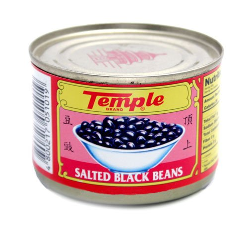 Salted Black Beans (misi)