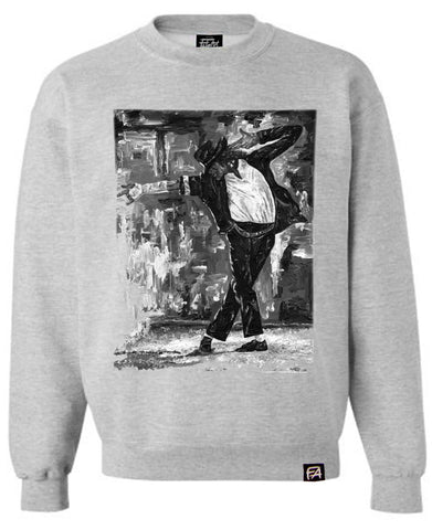 Michael Jackson- Kill Them Bad Thoughts Sweatshirt