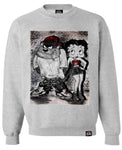 Taz & Betty Sweatshirt as seen on Rihanna