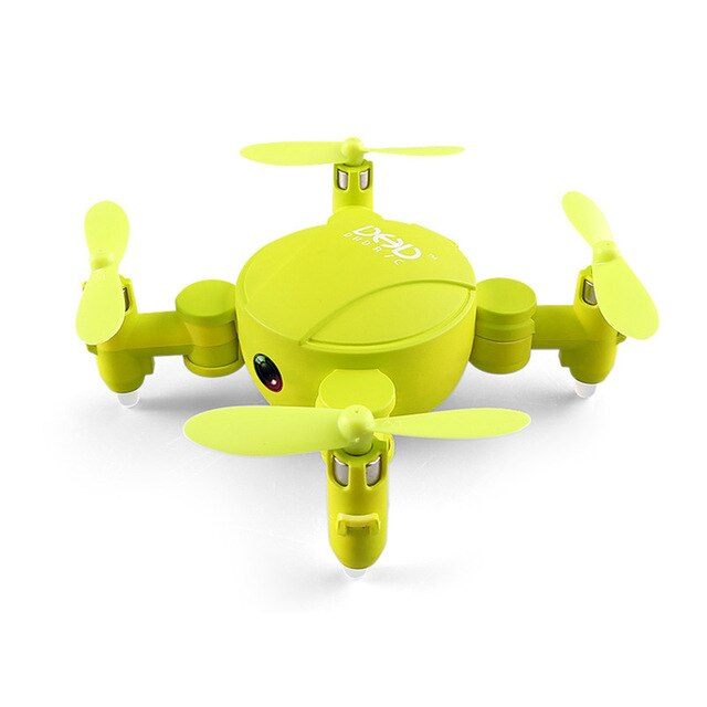 DHD D4 Mini Drone WIFI FPV With 720P Camera High Hold Mode RC Drone  Quadcopter RTF Quadcopter Toys RC Helicopter Outdoor Toys