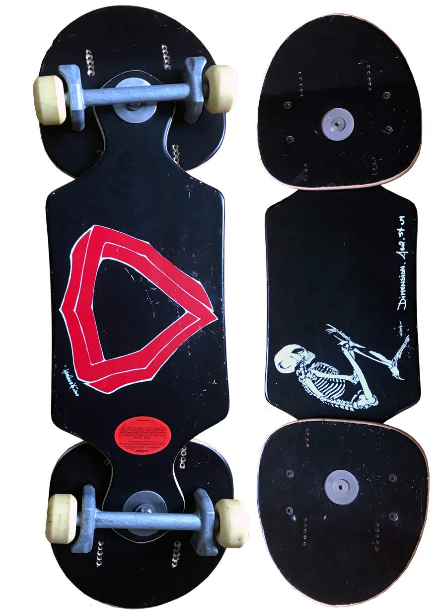 Dimension AS2 Streetboard
