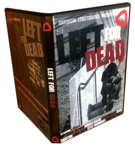 Left for Dead DVD