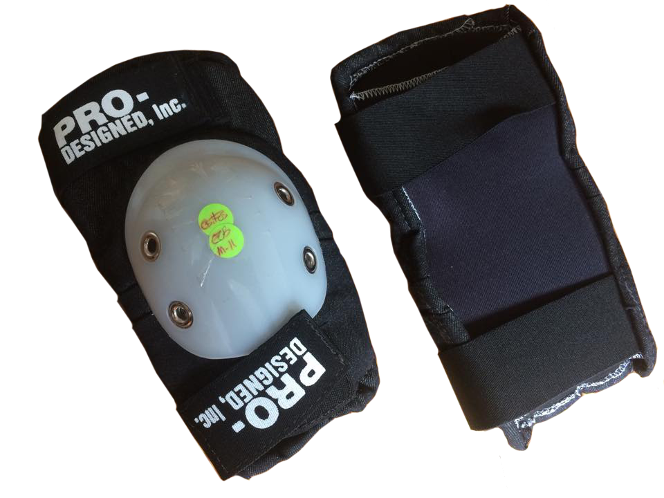Pro Designed Standard elbow pads