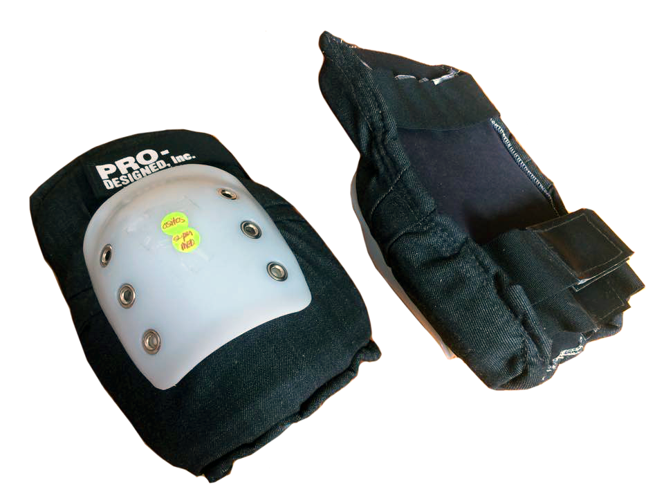 Pro Designed Super Single knee pads