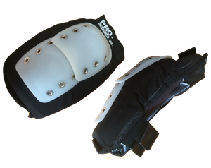 Pro Designed Super double capped knee pads