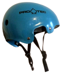 Pro-Tec Helm electric blue