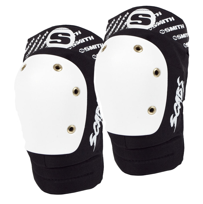 Smith Scabs Elite Knee Pads black/white