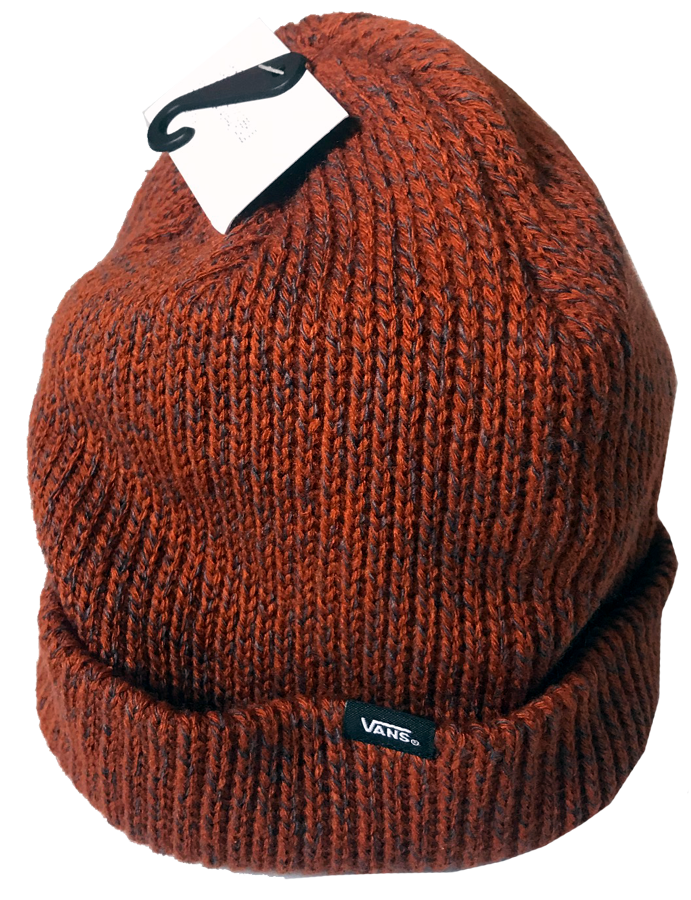Vans Potters Clay/Asphalt Beanie Core Basic