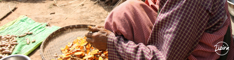 The Challenges of Being a Traditional Turmeric Farmer