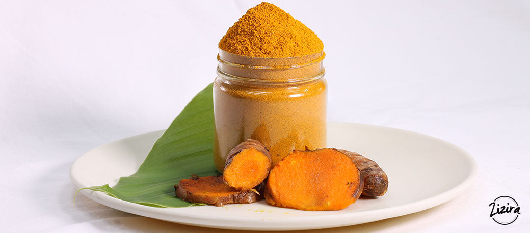 Turmeric Is Used for Natural Cures | Zizira