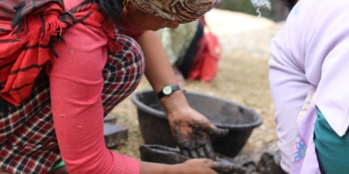 #ZiziraSpotlight: Women of The Sung Valley & Traditional Art of Pottery