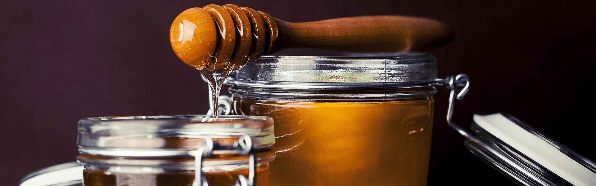 Raw honey from Meghalaya