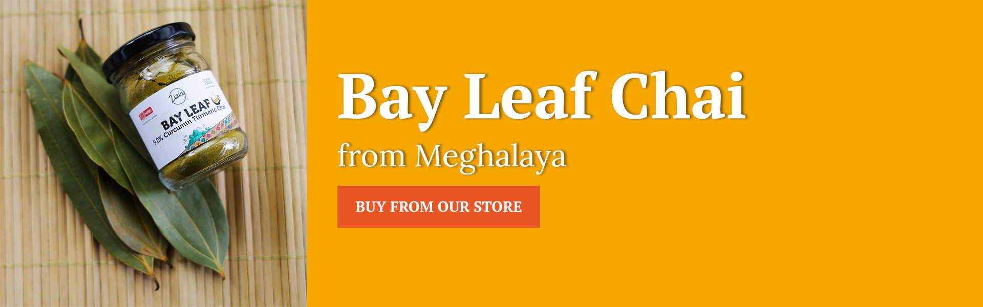 Bay Leaf Chai Website
