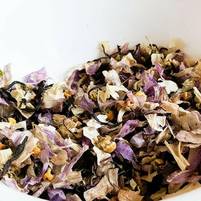 Forest Flowers Calming Tea Blend by Zizira