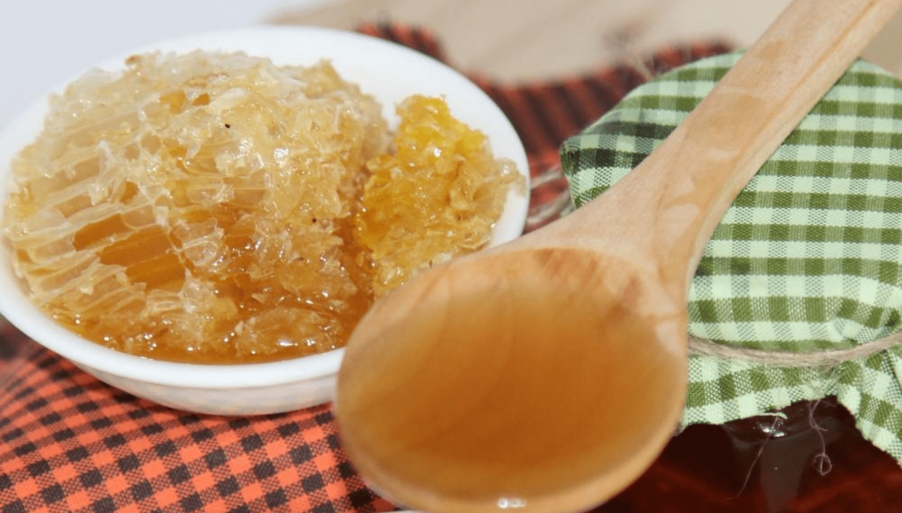 Honey from Meghalaya